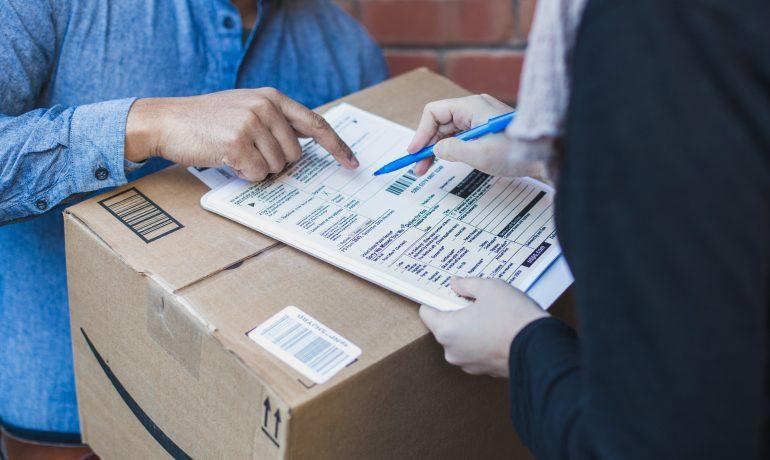 Uzyskaj wgląd w aktualny status przesyłki w dwóch prostych krokach
